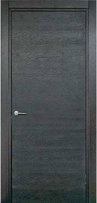 темные межкомнатные двери Фадо