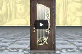 Двери Новый мир