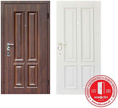 Входные двери Steelguard модель Klasik