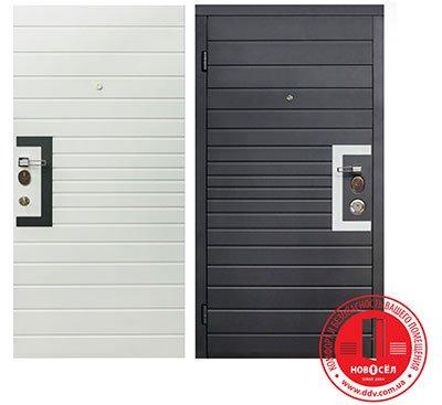 Входные двери Стилгард модель Domino