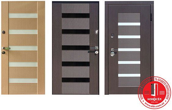 Входные двери Steelguard модель Milano