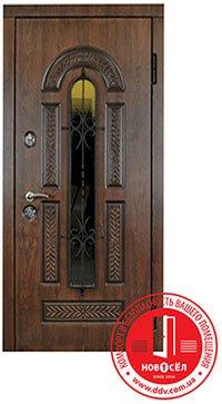 Входные двери Steelguard модель Vikont