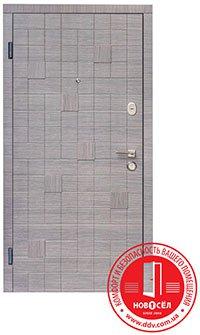 Входные двери Steelguard модель Cascade