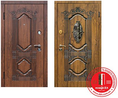 Входные двери Stelguard модель Sangria