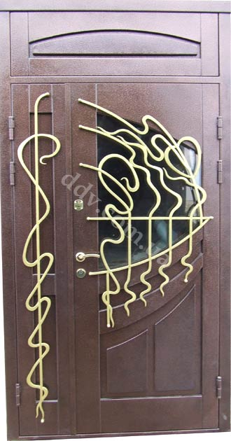 каталог металло-филенчатых дверей