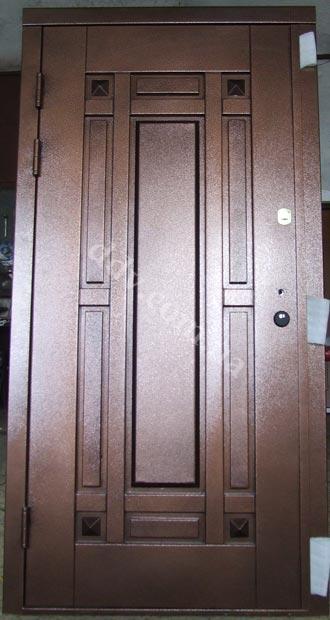 металлические двери российского произв