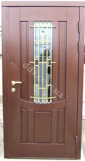 цена на металло-филенчатые двери