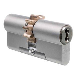 Цилиндр EVVA 3KS ключ ключ шестерня (для замков Мультилок)