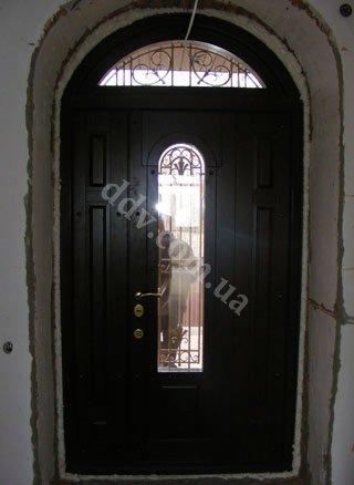 двери входные, фотогалерея, Киев