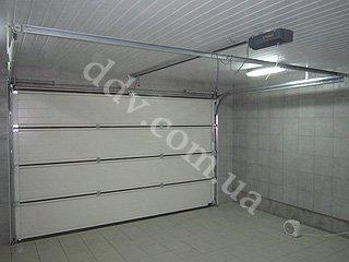 ворота гаражные заказать