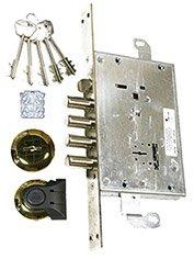 замок основной одноключевой Мatrix  DFM1