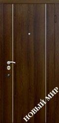 металлические двери серии «Новосел»