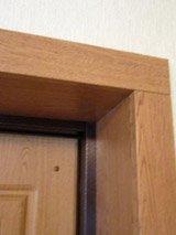 цена на обшивку проемов входных дверей