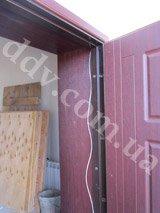 Обшивка проемов входных металлических дверей