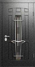Входные двери металло-филенчатые купить